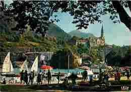 74 - Annecy - La Visitation Vue Depuis La Promenade Du Paquier - Voir Scans Recto-Verso - Annecy