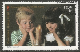 South Africa. 1979 50th Anniv. Of Christmas Stamp Fund. 4c Used - South Africa (1961-...)