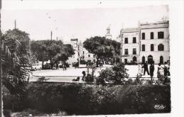 MOGADOR (MAROC) 34 LES JARDINS ET LA PLACE DU  CHEYLA - Marokko