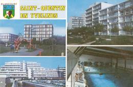SAINT QUENTIN EN YVELINES ( MULTIVUES ) - St. Quentin En Yvelines