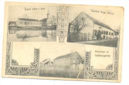 BABINA GREDA Atractive RARE Year 1927 - Kroatië