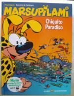 Marsupilami 22   Chiquito Paradiso EO 2009 Avec Sticker Et Ex-libris - Marsupilami