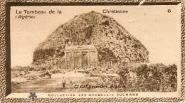 Chromos Réf. C434. Chocolat Suchard - Collection Coloniale 6 - Le Tombeau De La Chrétienne - Algérie - Suchard