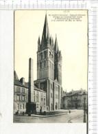 CAEN -  Eglise Saint Etienne - Abbaye Aux Hommes Et Obélisque De Granit Dédié à La Mémoire Du Duc De Berry - Caen