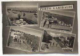 7059-bis-PORTO GARIBALDI-COMACCHIO(FERRARA)-FOTO - Souvenir De...