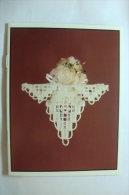Petit Livret De Broderie Pour Faire Un Ange - Poupée - N°98 - Angel Card - Cross´ N Patch - Art