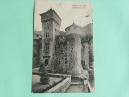 STE ENIMIE - Chateau De La CAZE - France