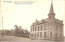 PK. 1905 WYNGENE - KASTEEL MR HRI VANDEN BRANDE-BOONE - HOEK DER BRUG EN BEERNEMSTRATEN - Wingene