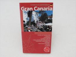 """Reiseführer """"Gran Canaria"""", Entdecken Und Erleben, - Spain"""
