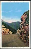 Highway 64, North Carolina Between Highlands And Franklin - United States