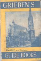 GRIEBEN'S VIENNA  HEIDELBERG  VOL. 199 150 PAGES WIHOUT COLOR MAP VERLAG CARL UEBERREUTER - Livres, BD, Revues