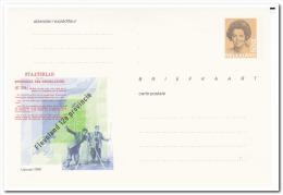 Briefkaart 50ct. Flevoland 12e Provincie - Postal Stationery