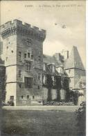 61 Ranes - Le Chateau Et La Tour Carrée (XVI°siècle) - France
