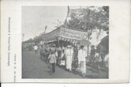 CAMBODGE - Enterrement à Pnom-Penh
