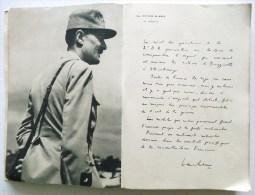 LA 2 EME DB DIVISION BLINDEE GENERAL LECLERC EN FRANCE COMBATTANTS ET COMBATS GUERRE 1939 1945 - 1939-45