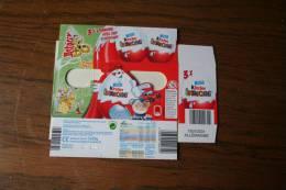 Kinder Surprise = 3-pack -  Astérix 50 Ans   - Allemagne - Non Classificati