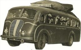 PHOTO DECOUPEE .BRETAGNE .COTES DU NORD .CHORALE DE KER GOAT .CAR LANCIEN DINAN DINARD - Photographie