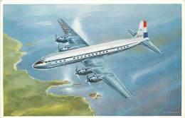 IMMAGINE DEL DOUGLAS DC-7C IN VOLO - 1946-....: Moderne