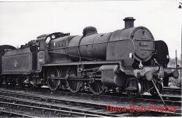 Railway Photo SR N Class 31412 THREE BRIDGES SHED Southern BR 2-6-0 Loco MPD - Trains