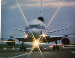 (909) Airplane - Avion Finnair DC 10 - 1946-....: Moderne