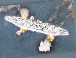 (348) Warship - Navire De Guerre - USS Pennsylvannia (repro) - Warships