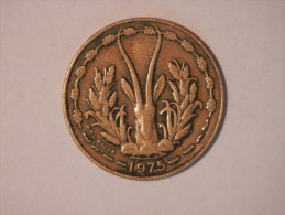 10 Francs 1975 - Western Sahara
