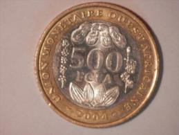 500 Francs 2004 - Sahara Occidental