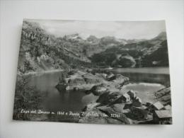 Lago Del Devero E Punta D'arbola - Novara