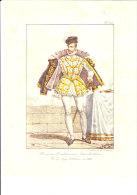 François De Lorraine Duc De Guise   - Publicité Des Laboratoires Amido - Réservé Au Corps Médical - Histoire