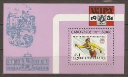 JUEGOS OLÍMPICOS - CABO VERDE 1988 - Yvert #H2 - MNH ** - Invierno 1976: Innsbruck