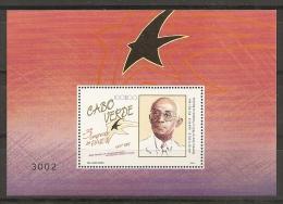 CABO VERDE 1988 - Yvert #538/40+H10A - MNH ** - Islas De Cabo Verde
