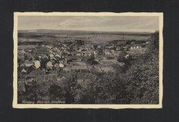 AK Homburg Blick Vom Schlossberg 1938 - Saarpfalz-Kreis