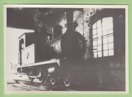 TORTOSA, 1965 : Locomotive N°1 220 T . 2 Scans - Trains