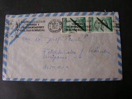 == Argentina , 1951 ´MeF - Briefe U. Dokumente