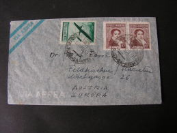 == Argentina , 1951 - Briefe U. Dokumente