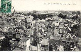 CPA - VALENCIENNES - VUE GENERALE - E. C. - 45 - - Valenciennes