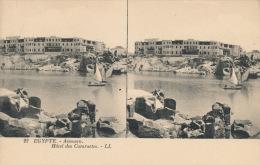 ( CPA EGYPTE )  ASSOUAN  /  Hôtel Des Cataractes  - - Aswan