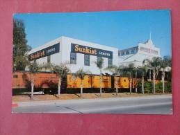 - California > Glendora  Sunkist Lemon Packing House      Ref 990 - Unclassified