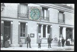 60 - LIANCOUET - LA POSTE - Liancourt