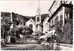 Castellane, Place De L'Eglise - Castellane