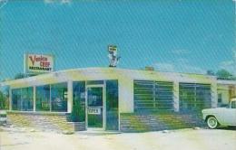 Florida Venice Chef Restaurant 1959