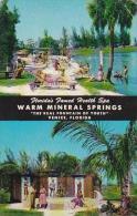 Florida Venice Warm Mineral Springs