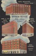 Kansas Wichita Hutson Hotels Billy Hutson