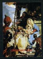 Lot 119 - B 15 - Nevis** Bloc N°  263 - Noël. Tableau De G.B. Tiepolo - Central America
