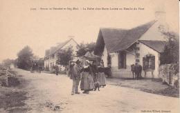 Route De BENODET Et BEG MEIL La Halte Chez Marie Au Moilin Du Pont - France