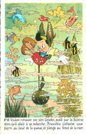 WATT-DISNEY  Pinocchio  N°18 - Disney