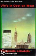 Ion HOBANA & Julien WEVERBERGH - Ufo's In Oost En West (I) - Boeken, Tijdschriften, Stripverhalen