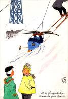Dessin De Jean BELLUS - Publicité Pour Un Médicament ( Eucalyptine ) - Des Laboratoires Le Brun - Reclame