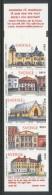 Sweden 1998 Facit #: H494. Swedish Houses 4. Town Houses.  MHN (**) - 1981-..
