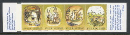 Sweden 1999 Facit #: H504. Rabbits.  MHN (**) - 1981-..